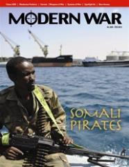 #3 w/Somali Pirates