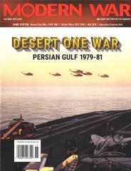 #44 w/Desert War One