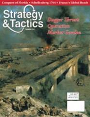 #233 w/Dagger Thrusts - Patton & Montgomery, September 1944