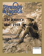 #261 w/The Kaiser's War - 1918
