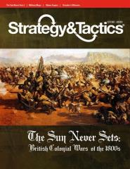 #274 w/The Sun Never Sets Vol. 2 - British Colonial Wars of the 1800's (Special Double-Sized Game)