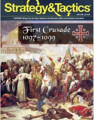 #299 w/The First Crusade