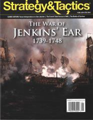 #308 w/The War of Jenkins' Ear 1739-1748