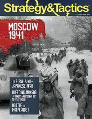 #317 w/Moscow 1941 - Turning the Tide of Barbarossa
