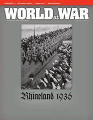 #21 w/The Rhineland War 1936-37