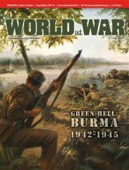 """#28 """"Battle for Burma, Target Malta 1941-42, Lake Ladoga Naval Warfare"""""""