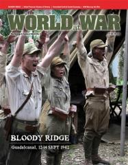 #37 w/Bloody Ridge - Guadalcanal 12-14 September 1942