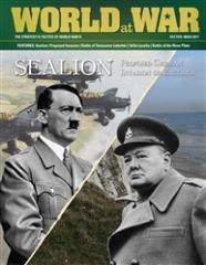 """#52 """"Sealion - Proposed Invasion, Battle of Tomaszow Lubelski, Battle of the River Plate"""""""