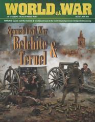 #62 w/Spanish Civil War - Belchite & Teruel