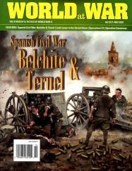 "#62 ""Spanish Civil War - Belchite & Teruel, Lend-Lease to the Soviet Union, Operazione C3"""