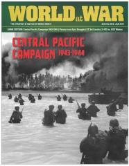 """#63 """"Central Pacific Campaign 1943-1944, Pawns in an Epic Struggle, US 3rd Cavalry"""""""