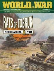 "#64 ""Rats of Tobruk, Terry Allen's 104th Infantry Division, Operation Toenails"""