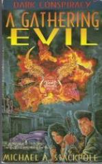 Fiddleback Trilogy #1 - A Gathering Evil