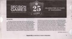 """#25 """"Celebrating 25 Years of Wargaming"""""""