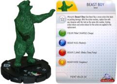 Beast Boy #015 - Bear Form