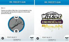 Mr. Freeze's Gun (Limited Edition) S100