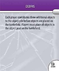 Battlefield Condition - Debris BF001