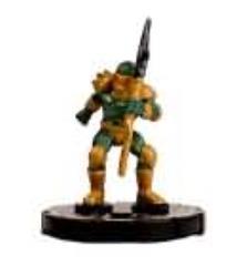 Parademon Warrior #010 - Rookie