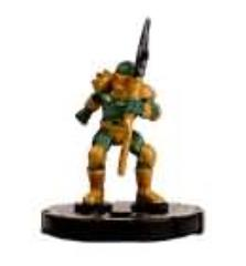 Parademon Warrior #011 - Experienced
