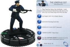Joker as Sgt., The #020