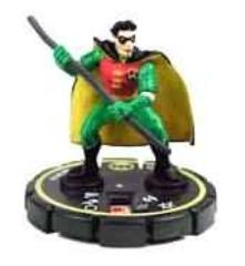 Robin #030 - Veteran
