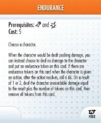 Feat Card - Endurance
