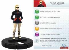 Mercy Graves #014