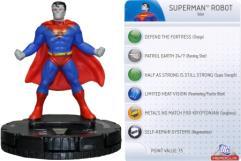 Superman Robot (BibtB Figure) #100