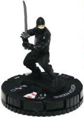 Shadow Assassin #002