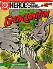 Green Lantern Corps, The