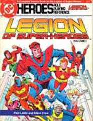 Legion of Super-Heroes #1