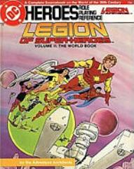 Legion of Super-Heroes #2 - The World Book