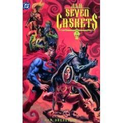JLA - Seven Caskets