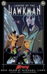 Legend of the Hawkman #2 - Heresy
