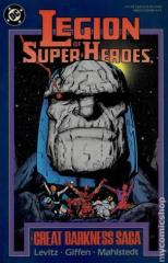Legion of Super-Heroes - The Great Darkness Saga