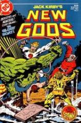 New Gods Vol. 2 Collection - 3 Issues!