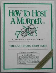 Last Train from Paris, The (1st Edition)