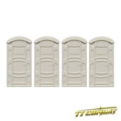 Portable Toilet Set