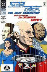 Star Trek - The Next Generation Collection, 3 Issues!