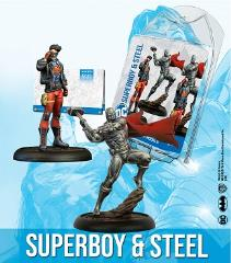Superboy and Steel