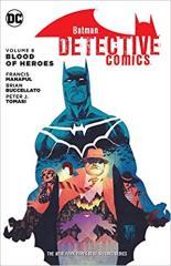 Detective Comics Vol. 8 - Blood of Heroes