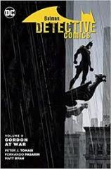 Detective Comics Vol. 9 - Gordon at War