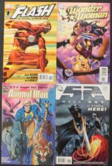 DC Superhero Grab Bag Collection #1 - 4 Issues!