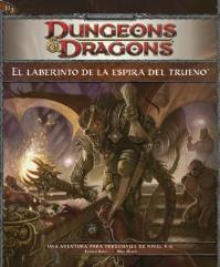 El Laberinto de la Espira del Trueno (Thunderspire Labyrinth) (Spanish Edition)