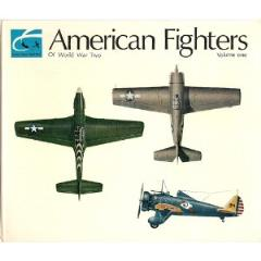 American Fighters of World War Two Vol. 1