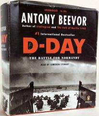 D-Day - The Battle for Normandy Audiobook