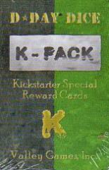 D-Day Dice - K-Pack (Kickstarter Exclusive)