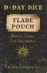 D-Day Dice - Flare Pouch (Kickstarter Exclusive)