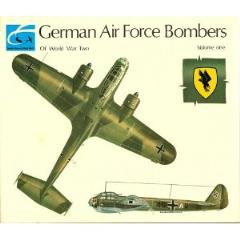 German Air Force Bombers of World War Two Vol. 1