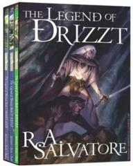 Legend of Drizzt Box Set, The - Volumes 1-3